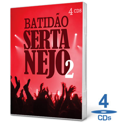 397508 1 400 Download   Box Batidão Sertanejo 2   4 Cds (2011) Baixar Grátis