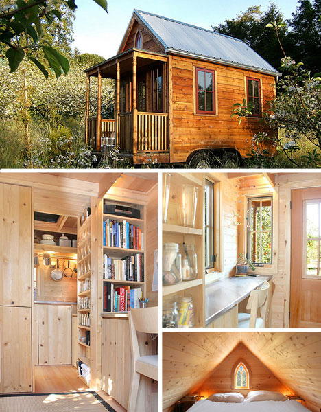 Small And Tiny Houses Design