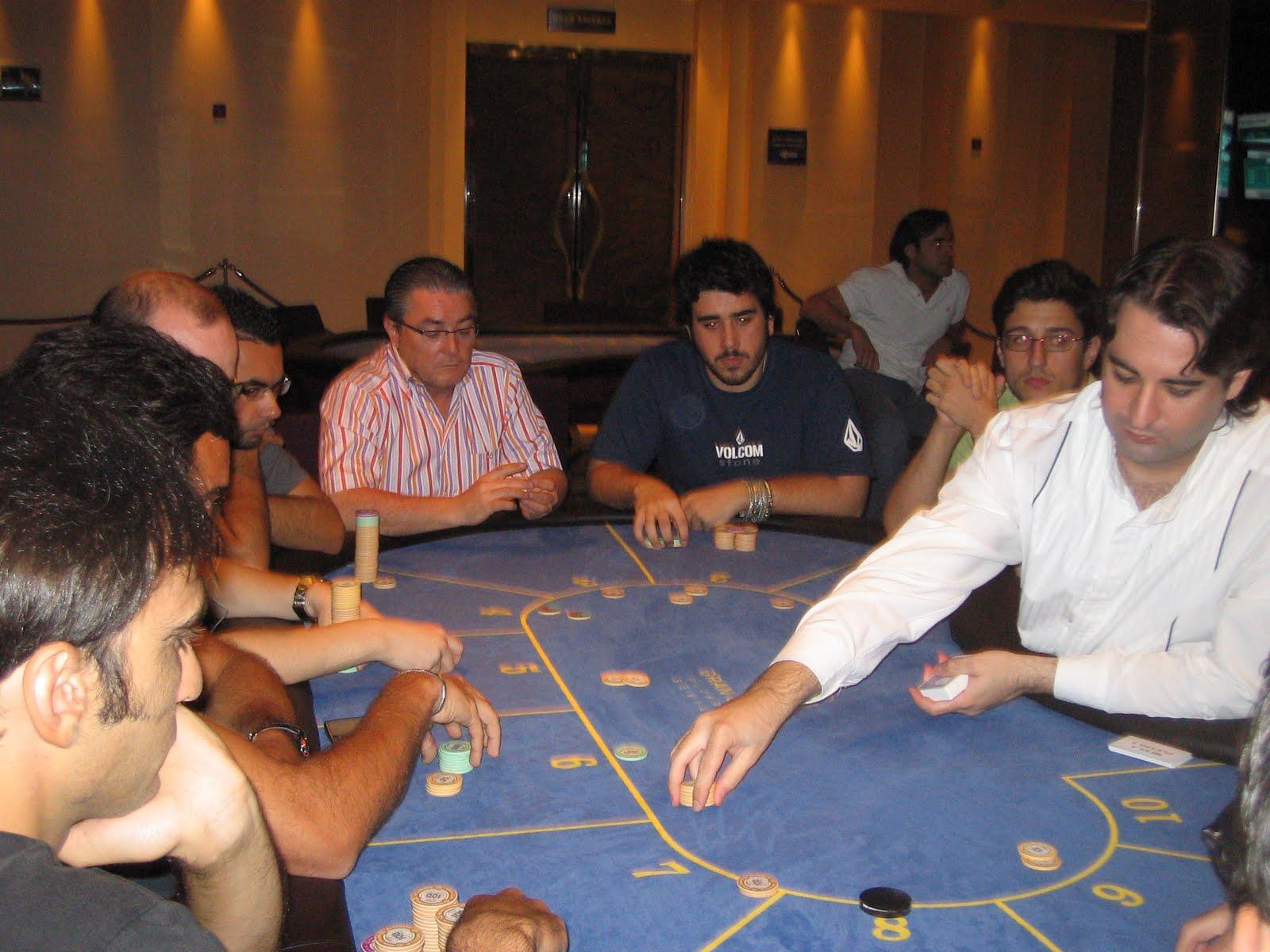 Casino sevilla poker