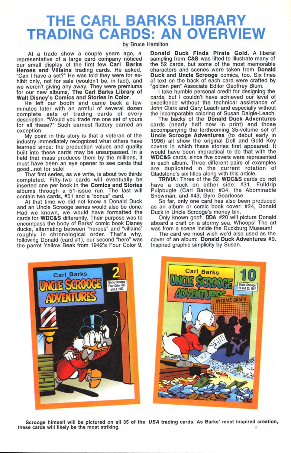 Uncle Scrooge (1953) Issue #291 #291 - English 18