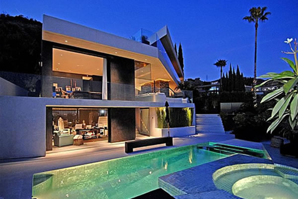 Modern Architecture House Exterior Designs