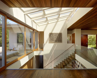 Exotic Wooden House Design