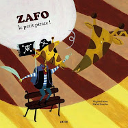 Zafo, le petit pirate