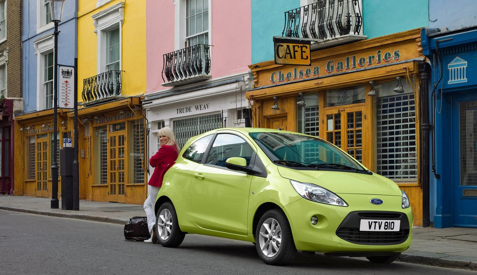 Ford Will Cut The Price Of Its Ka City Car Fiesta Supermini Focus Compact Family Car And Kuga Suv From   Average From Nd August
