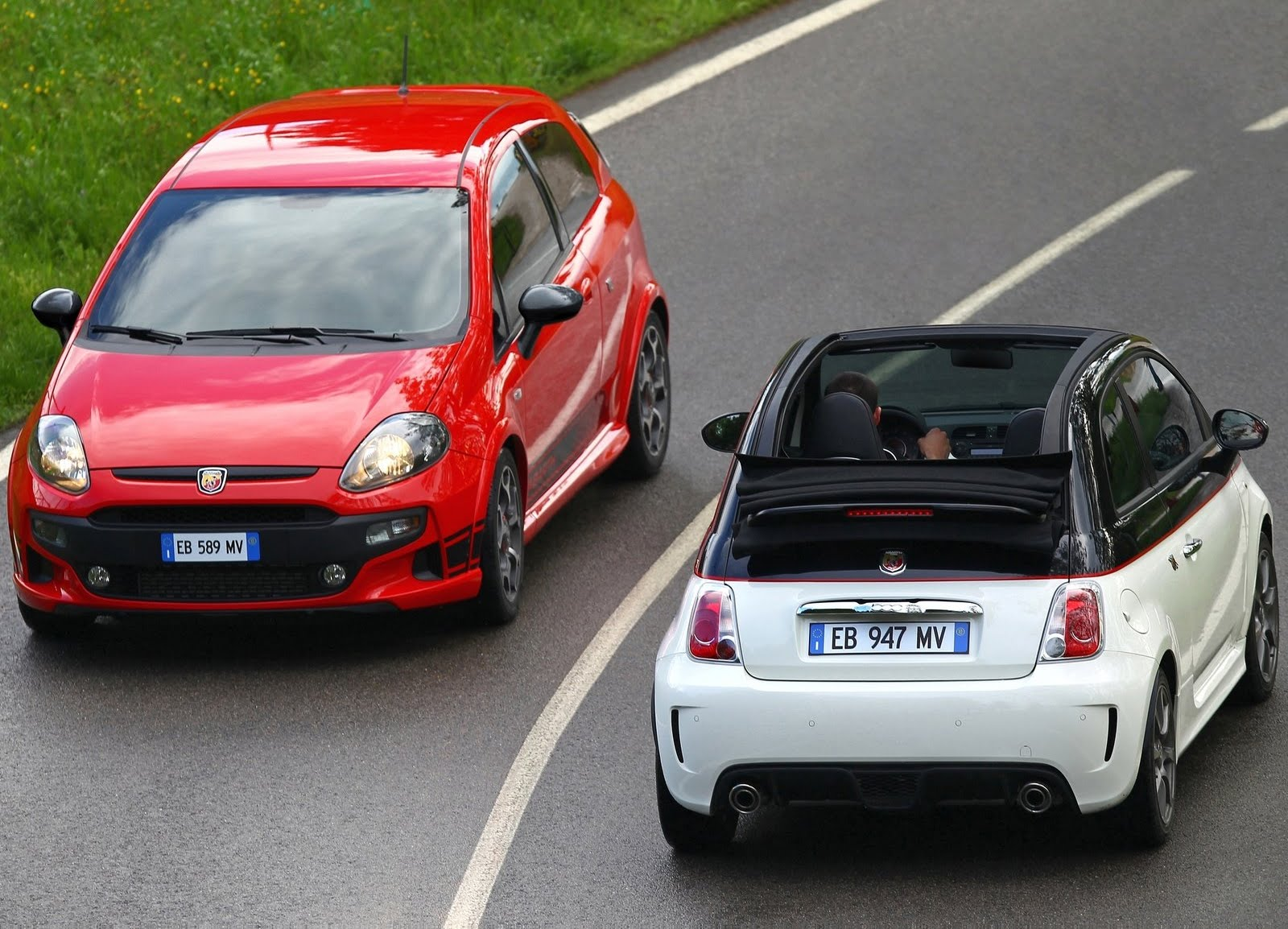 that the Fiat 500C Abarth