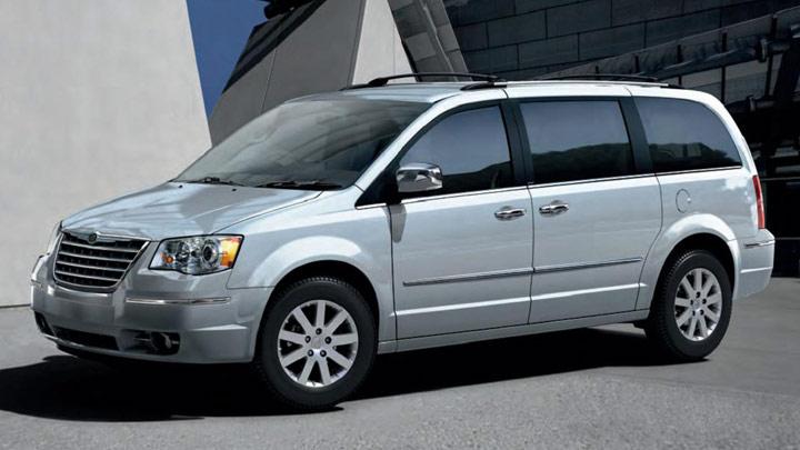 Popular Volkswagen Cars Of All Time: Chrysler Voyager 2011