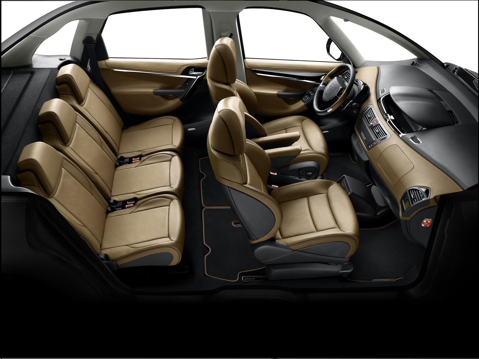 Citroen+c4+2011+interior
