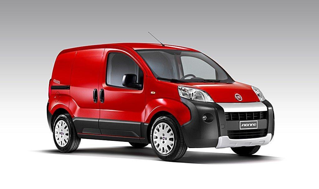 Fiat launches revised Fiat Panda & Fiorino for 2011