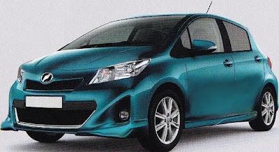 Harga 2011 New Toyota Yaris