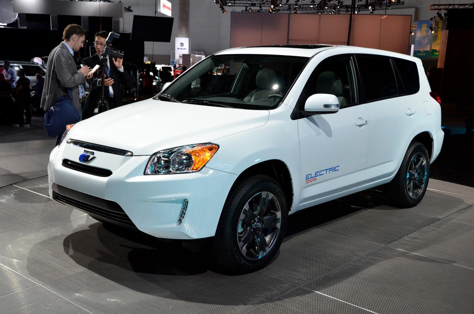 Corolla sedan and the RAV4 EV. Hyundai debuted the all-new Elantra ...