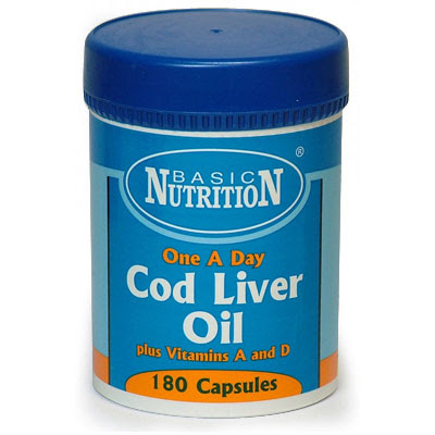 Fish  Good  on Horse Training Insider  Whats So Great About Cod Liver Oil