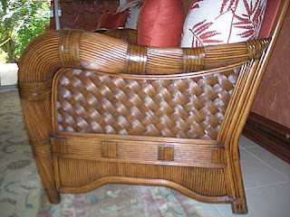 Honduran rattan furniture