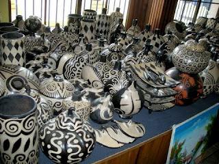 Lenca pottery, Honduras