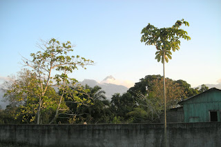 mountains, El Porvenir, Honduras