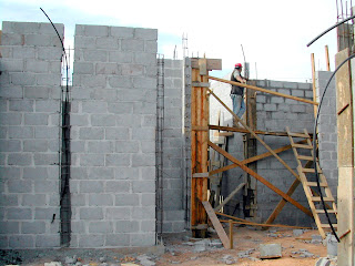 Honduran home construction
