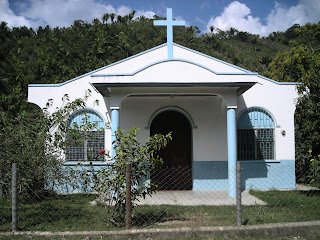 Honduran church