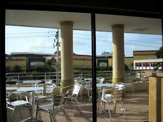 Espresso Americano, La Ceiba, Honduras