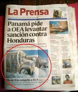 La Prensa, Honduras