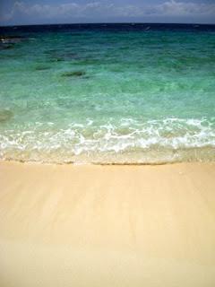 beach, Utila, Honduras