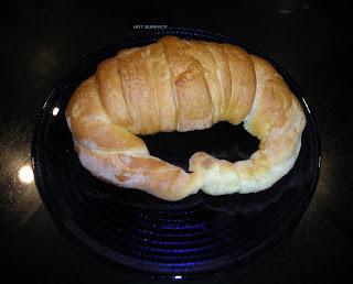 Honduran croissant