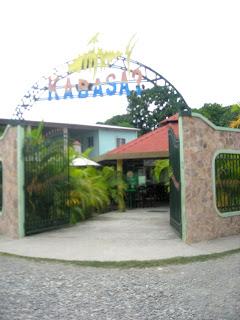 Kabasa? restaurant, La Ceiba, Honduras