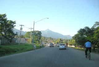 highway, La Ceiba, Honduras