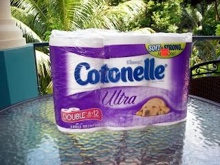 Cottonelle double rolls