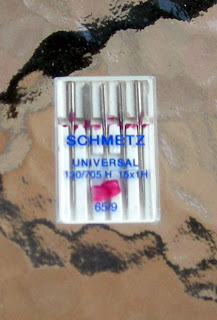 Size 9 sewing machine needles