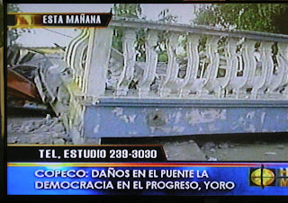 Honduras earthquake