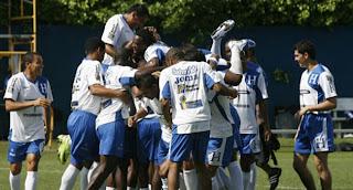 Honduras futbol team
