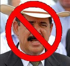 Just say no to Mel Zelaya