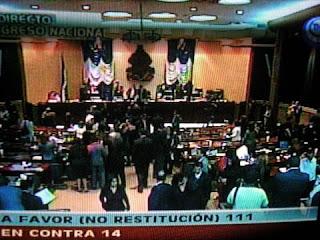 Honduras congress