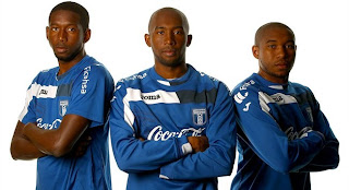 Palacio brothers, Honduras team