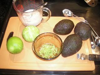 La Gringa's Avocado Gelato