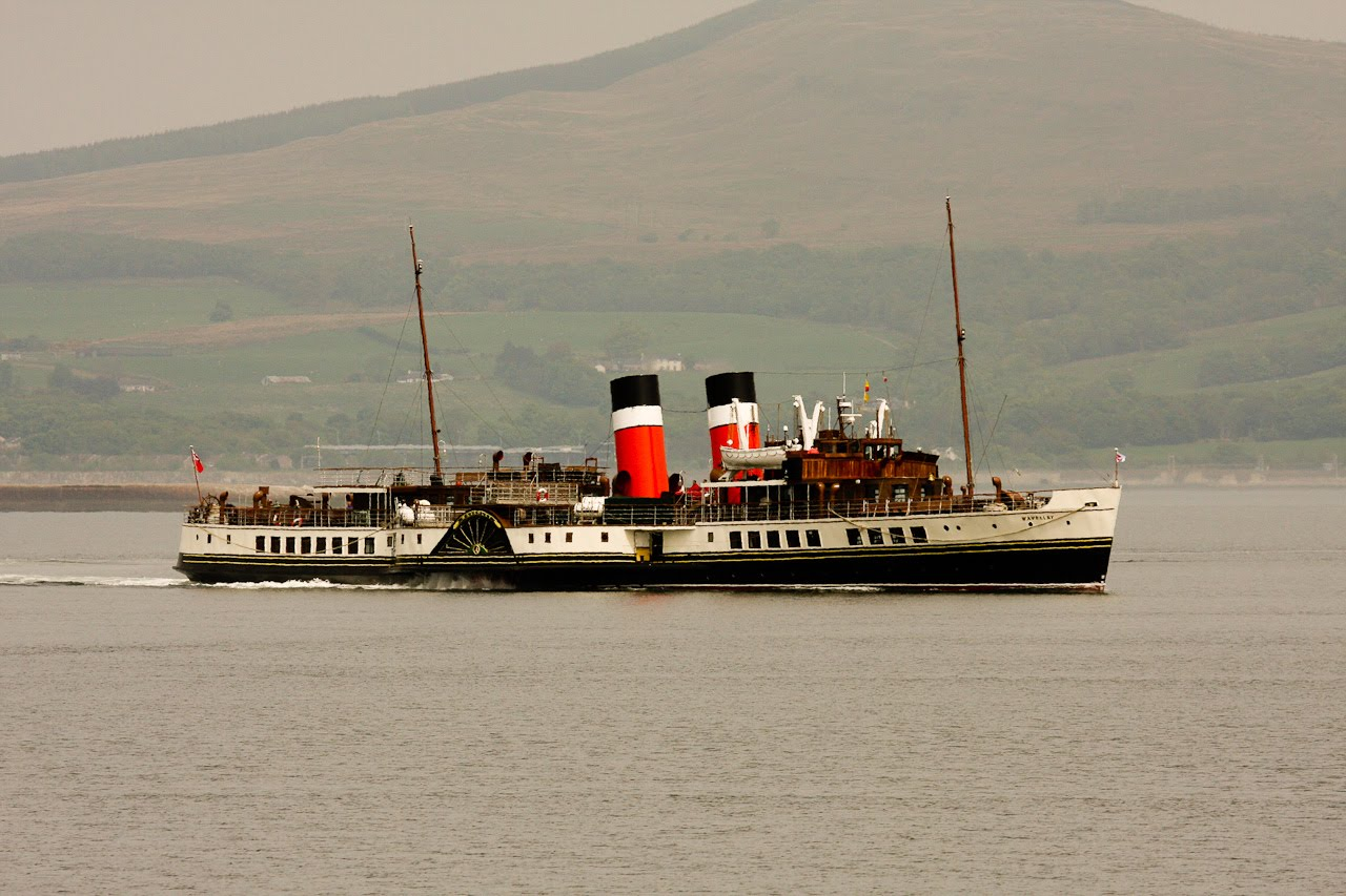Off helensburgh 3 - Difference between starboard and port ...