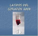 """Premio """"Latidos del Corazon 2008"""""""