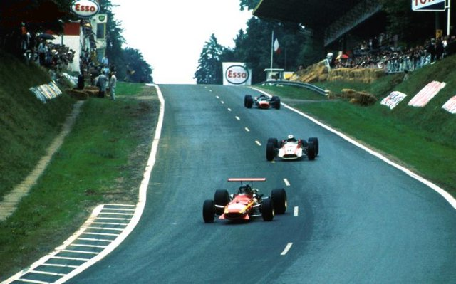 GP da Itália de Formula 1, Monza, em 1965 - trindadef1team.blogspot.com