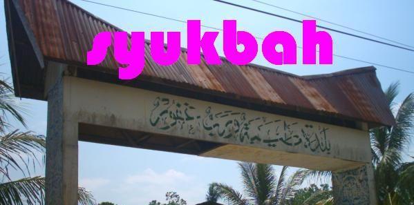 SYUKBAH