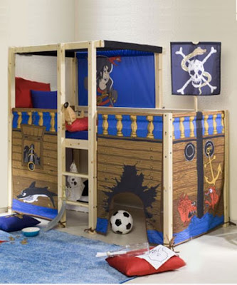 pirates themed bedroom and facts