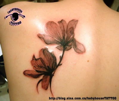 Beauty of Flower 3D Tattoo Designs Flowers are perhaps the among the