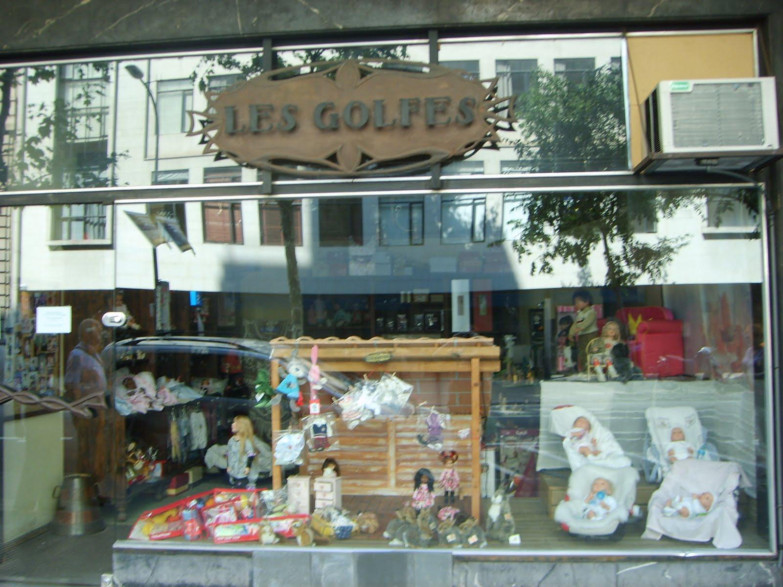 CAJA DE KEKAS: Tiendas de muñecas en Barcelona