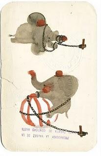Lbum de ideas el elefante encadenado for El elefante encadenado