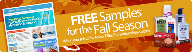free coupons by mail. for 5 FREE product coupons