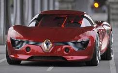 Renault DeZir Wallpaper
