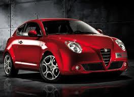 2011 Alfa Romeo MiTo Sport Mini Cars