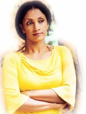 Sinhala Teledrama actress Jayani senanayaka