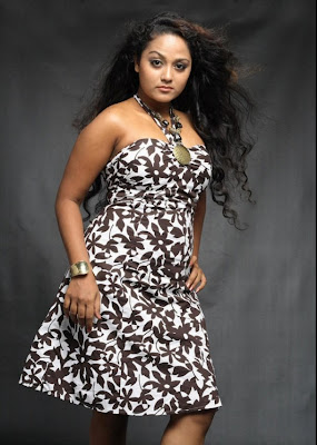 Srilankan actress Nilanthi Diaz