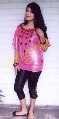 Sri Lankan Actress Yamuna Erandathi
