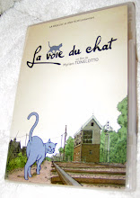 "Ici on aime ""La voie du chat...mi-documentaire, mi-conte philosophique de Myriam Tonelotto"