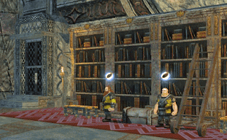 Quests for scholar crafting instances LOTRO